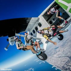 73 Melhores Imagens De Salto De Paraquedas Salto De