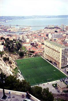 Marseille, France / thanks! Marseille France, France 3, Soccer Stadium, Football Stadiums, Football Soccer, Football Pitch, Football Field, Provence, Paris