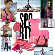 """sport"" by jessicadhy on Polyvore"