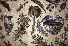 Mozaika z Santa Constanza w Rzymie