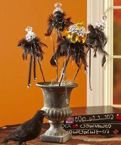 FloraCraft® Jeweled Magic Wands  #halloween #craft
