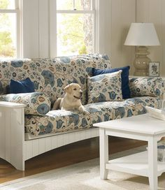 Painted Cottage Futon Slipcover Slipcovers Free Shipping At L Bean Need This To