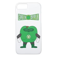 #funny - #Green Apple iPhone 7 Case