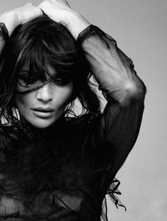 "scotsflower: ""Helena Christensen """
