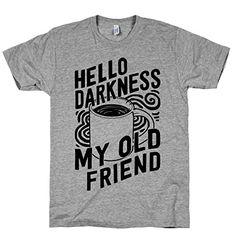 HUMAN Hello Darkness My Old Friend Athletic Grey Medium T-Shirt Human http://www.amazon.com/dp/B00M757SQU/ref=cm_sw_r_pi_dp_fKSTub0P8S10W