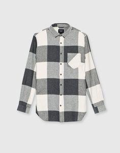 Pull&Bear Quilted Jacket In Black | Стиль, Мужской стиль