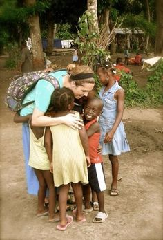 Missionary Trips: will transform my life (one day - a dream of mine).   ^ Agreed :) -DNP