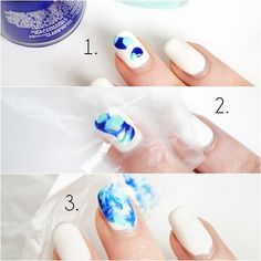 watercolour_nails_tutorial by makeupsavvycouk, via Flickr