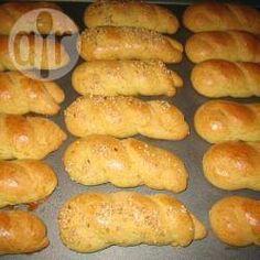 Foto de receta: Galletitas griegas de manteca (Koulourakia)