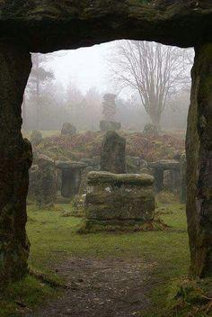 Druid's Temple, Masham, England