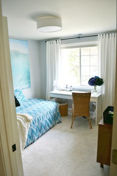 Lilikoi Joy: Before & After: Office/Guest Room Redo