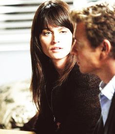 Teresa Lisbon and Patrick Jane, JISBON forever :)