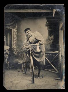 A portrait from the 1890s at the Smithsonian Institution's National Museum of American History. Susan B. Anthony said cycling did more to emancipate women than anything else in the world. Credit National Museum of American History