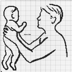 Cross Stitch Horse, Cross Stitch Baby, Cross Stitch Charts, Cross Stitch Embroidery, Embroidery Patterns, Crochet Patterns, Wedding Cross Stitch Patterns, Cross Stitch Designs, Simple Cross Stitch