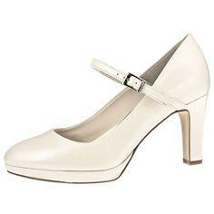 Fiarucci Brautschuhe Ingrid Perle Leather (Foam) (4.5) - http://on-line-kaufen.de/fiarucci/4-5-fiarucci-brautschuhe-ingrid-perle-leather