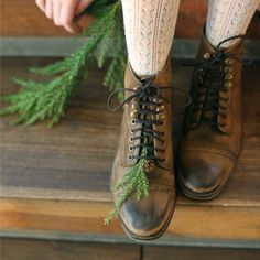 Skyfall lace up boots free people Woodlands Cottage, Girly, Mori Girl, Lace Up Boots, American Girl, Combat Boots, Auburn, Ideias Fashion, Fashion Ideas