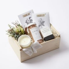 The T&C Holiday Beauty Gift Guide: Simone LeBlanc Staycation Suite Gift Box