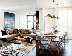 mid century modern bedroom design - Google Search