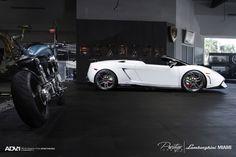 Lamborghini Gallardo, ADV-1 Wheels