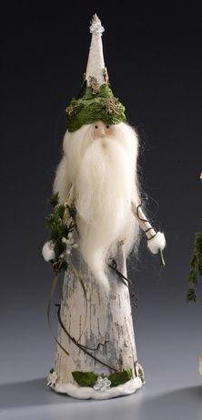 Birch Bark Father Christmas