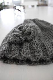 Ich kann mich nicht daran erinnern das ich mal Mützen (als Kind natürlich) getragen hätte, aber jetzt ist es mir einfach zu kalt am Kopf...