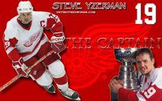 steve yzerman - The man!