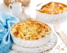 Gratin de pommes de terre au pesto et parmesan : http://www.cuisineaz.com/recettes/gratin-de-pommes-de-terre-au-pesto-et-parmesan-78587.aspx