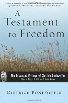 Bestseller Books Online A Testament to Freedom: The Essential Writings of Dietrich Bonhoeffer Dietrich Bonhoeffer $16.14  - http://www.ebooknetworking.net/books_detail-0060642149.html