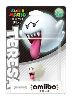 Amiibo Teresa Boo (Super Mario Series)