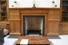 Bespoke designed fireplace