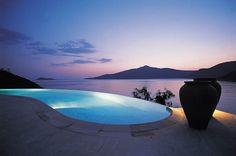 Hotel Villa Mahal, Kalkan, Turkey: The Most Beautiful Pools in the World