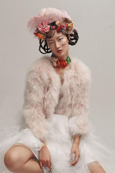 Jung Da Hee shot by Ryan Tandya