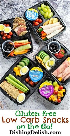 Snack time is easy with these low carb ideas. Healthy & nutritious, these snack … Snack time is easy with these low carb ideas. Healthy & nutritious, these snack packs are great for kids or adults! Healthy Smoothies, Healthy Snacks, Healthy Recipes, Healthy Kids, Celiac Recipes, Pie Recipes, Lunch Recipes, Healthy Living, Dinner Recipes