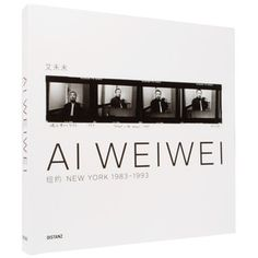 Ai Weiwei: New York 1983-1993, $48, now featured on Fab.
