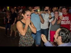 There was magic on the streets of Las Vegas recently when magician Justin Flom helped stage a surprise proposal with a little street magic. Magic Las Vegas, Proposal Videos, Street Magic, Engagement Stories, Florida Georgia Line, Surprise Proposal, Card Tricks, The Magicians, Girlfriends