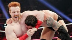 WWE.com: Sheamus vs. Wade Barrett: photos