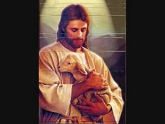 Jesus Christ always likes Non-violence. Jesus Christ is Messiah of Non-Violence. Non-Violence is the greatest religion. Lord Is My Shepherd, The Good Shepherd, Jesus Shepherd, Religion, Jesus Loves, Jesus Painting, Easter Story, Saint Esprit, My Jesus