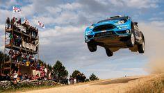 FIA World Rally Championship 2017 | Italy | Red Bull TV