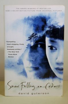Snow Falling on Cedars : A Novel by David Guterson (1995, Paperback)