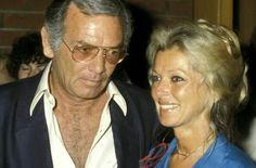 David Janssen with second wife Dani