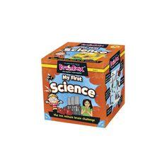 Diseñado para que padres y profesores jueguen con sus hijos, este BrainBox les ayudará a mejorar sus habilidad de memoria y observación adem...