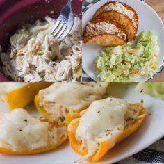 Keto Slow Cooker Zesty Ranch Chicken (less than 1 net carb) - The Best Keto Recipes Keto Crockpot Recipes, Lunch Recipes, Slow Cooker Recipes, Soup Recipes, Vegetarian Recipes, Dinner Recipes, Potato Recipes, Casserole Recipes, Pasta Recipes