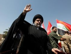 Powerful Shi'ite Muslim cleric Moqtada al-Sadr instructed his followers on Sunday to target U.S. troops deploying to Iraq as part of the military campaign against Islamic State. 07.17.16