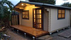 Head Office Log Cabin