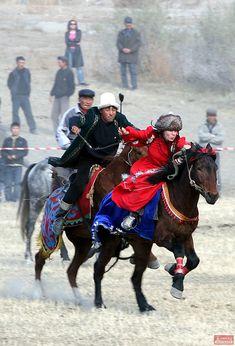 National gathering of the Kyrgyz people | vlad ushakov photo