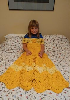 Princess dress blanket, crochet pattern. Printable download  Sitting under this blanket will make you look and feel like a princess. I am selling the pattern only. THIS IS NOT A FINISHED BLANKET. You will receive a PDF of a blanket pattern that you download to your computer or print out. Nothing physical will be sent to you.  Downloads will be automatically sent by Etsy. They will be available under your purchases tab as soon a payment has been verified. Verification usually only takes a few…