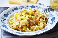 Ein bäuerliches Rezept, das zu jeder Jahreszeit hervorragend schmeckt, ist der köstliche Grenadiermarsch.