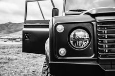 Icon 4x4 Defender up close and personal