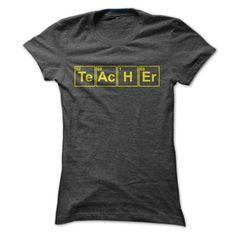 Chemistry Teacher #tee #clothing. FASTER:   => https://www.sunfrog.com/No-Category/Chemistry-Teacher.html?id=60505