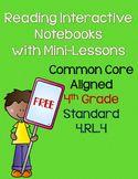 Figurative Language in Mythology FREE Interactive Notebook